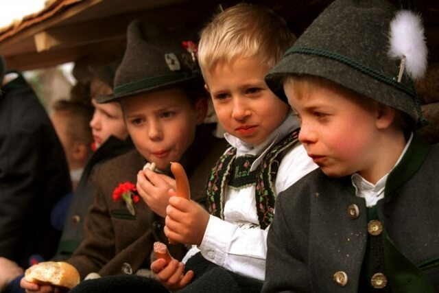 Cultural Events in Bavaria – 'Live and Let Live' in the Bavarian Alps