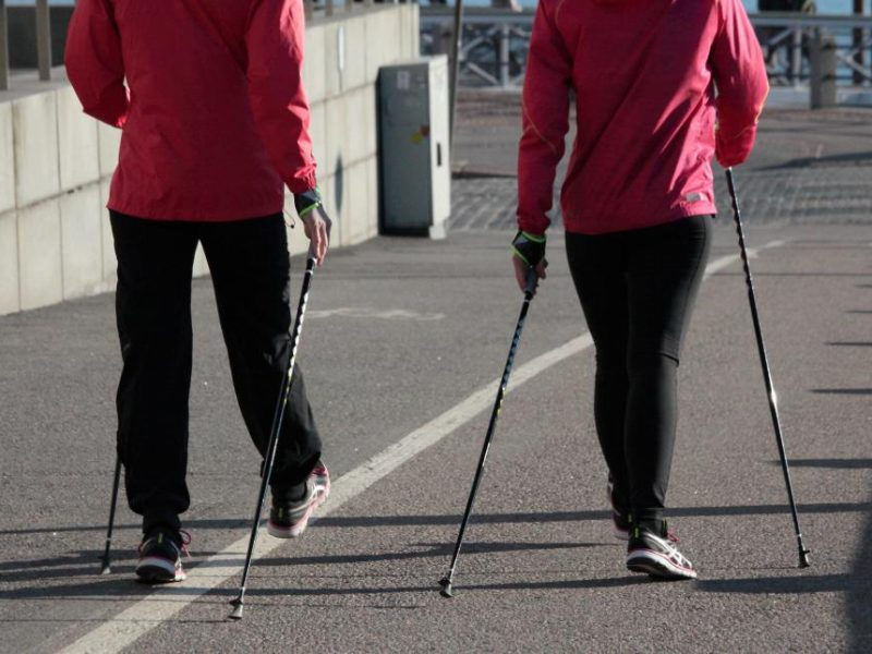 Nordic Walking – Lose Weight and Get Fit the Fun Way