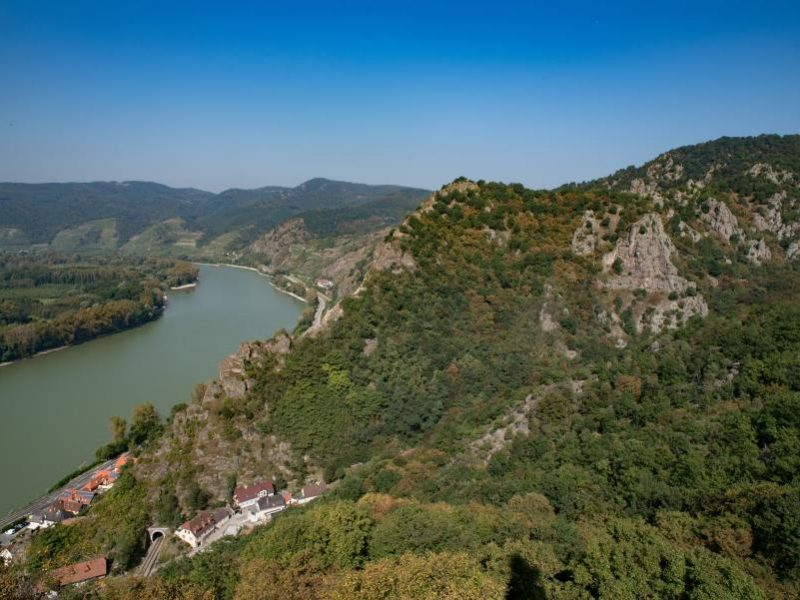 Sights along the Danube: The Wachau Valley in Lower Austria