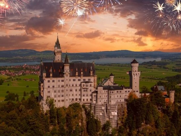 The Original Disney Castle – Neuschwanstein Castle, Germany