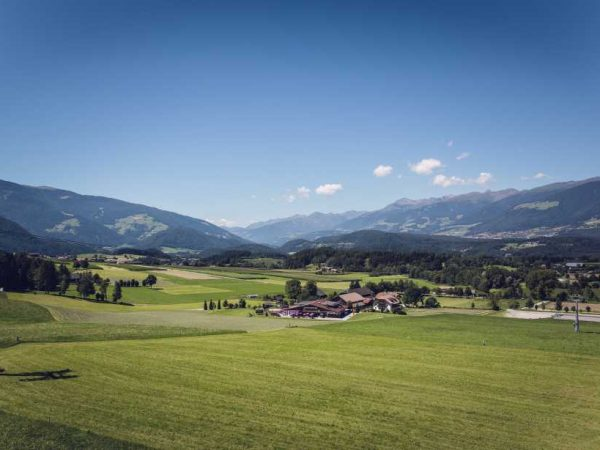 Plan de Corones (Kronplatz): Where Austria meets Italy
